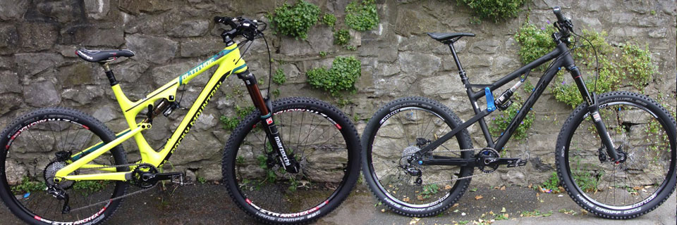 More about mountain and downhill bikes supplied by Psyclewerx bike shop in Redland Bristol