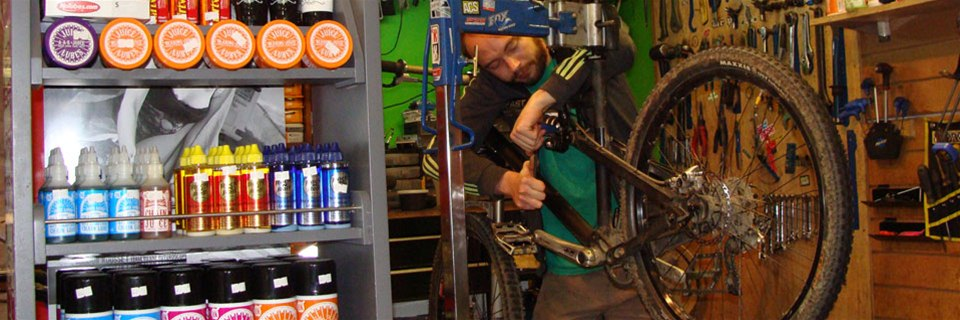 About our bike builds and cycle repairs by Psyclewerx in Redland Bristol
